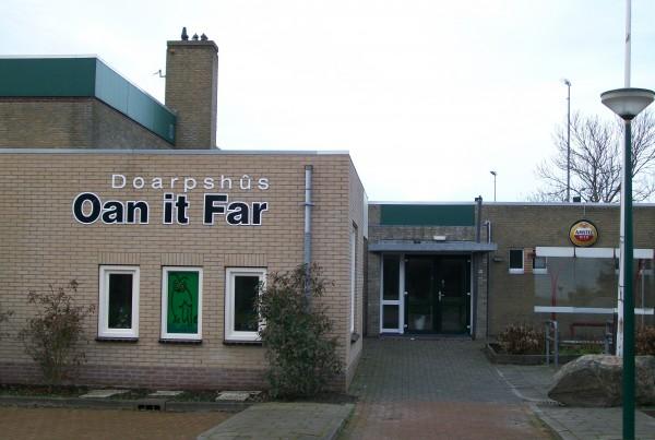 Dorpshuis Oan it far Jutrijp-Hommerts
